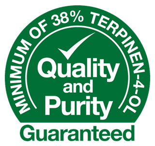 Certyfikat  Quality and Purity