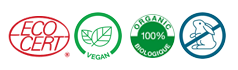 certyfikaty organic