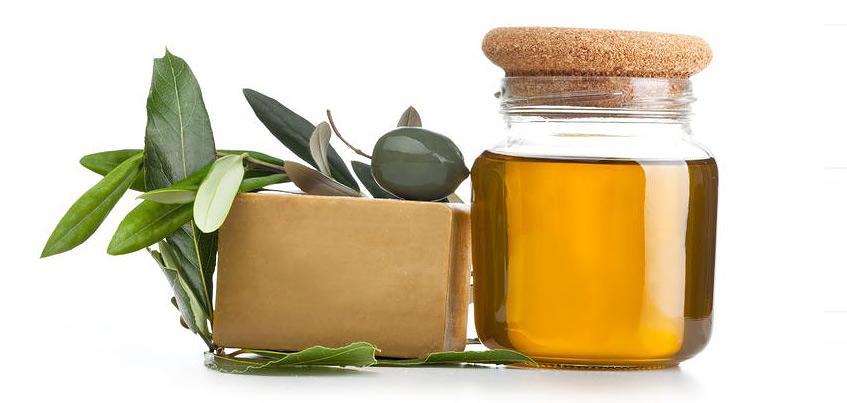 syryjskie mydła aleppo , liście laurowe, oliwka, olej laurowy