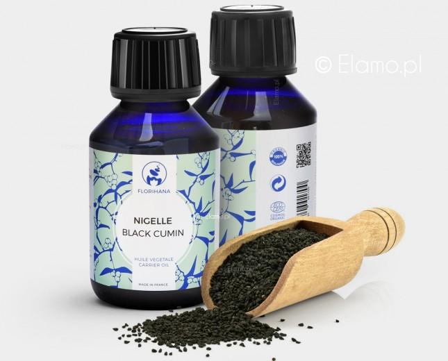 olej z czarnuszki FLORIHANA