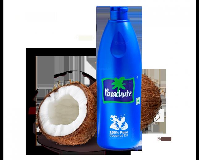 Olej Kokosowy  z orzechów palmy kokosowej Parachute 500ml