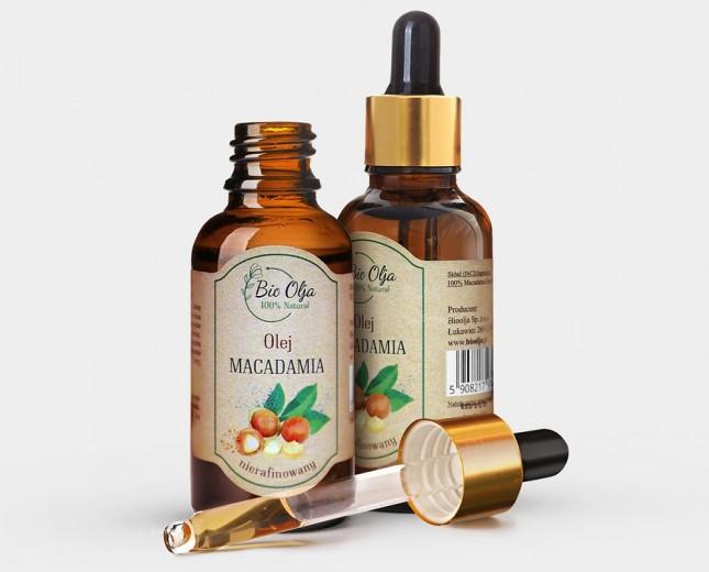 olej makadania nierafinowany bioolja