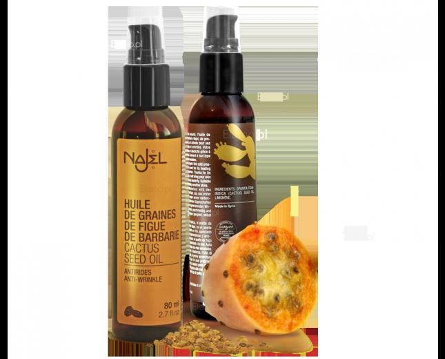 olej z nasion opuncji figowej