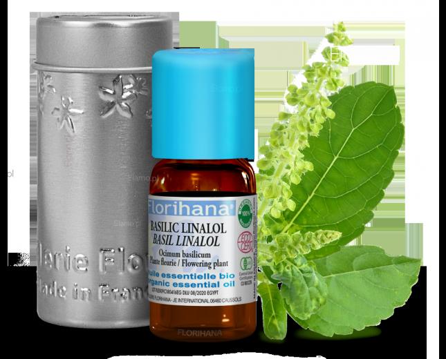 olejek bazyliowy