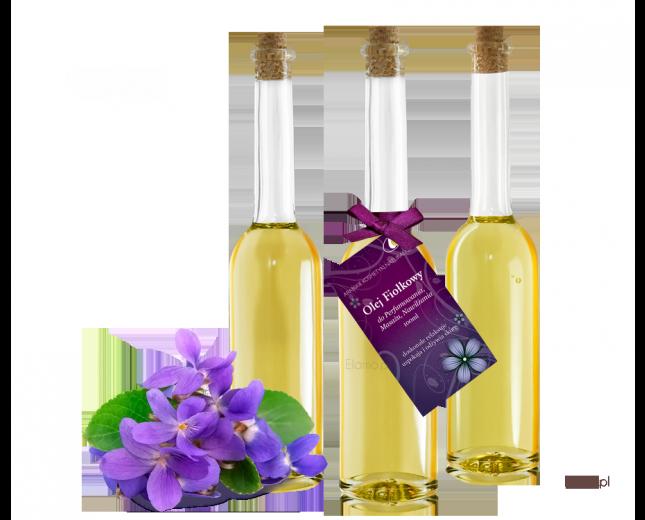 olejek fiołkowy