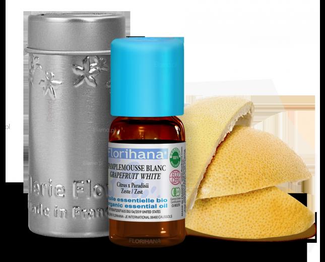 Olejek Grejpfrutowy ze skórki Citrus Paradisi Florihana