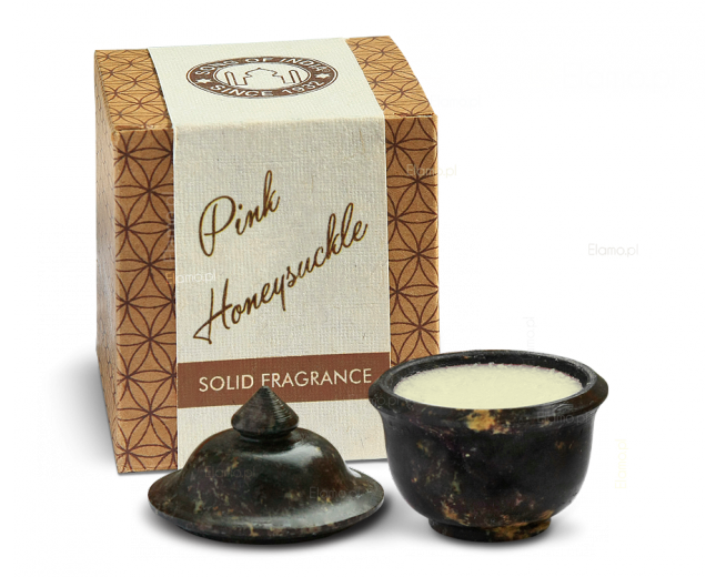 Perfumy w kremie PINK HONEYSUCKLE- Song of India