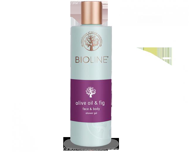 Żel pod prysznic Bioline VERBENA & OLIVE 250ml BIOLINE
