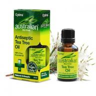 olejek herbaciany z liści drzewa herbacianego - Australian Tee Tree Oil.