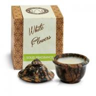 Perfumy w kremie WHITE FLOWERS (Białe Kwiaty) - Song of India 6gr