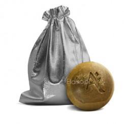 Mydło Aleppo Amber z naturalnymi olejami 200gr