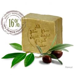mydło laurowe Aleppo 16%