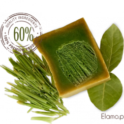 mydło aleppo laurowe 60%