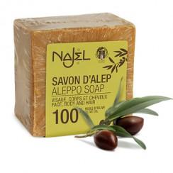 mydło oliwkowe Aleppo 100%