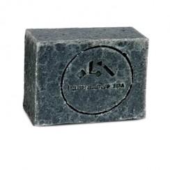 mydło z węglem aktywnym