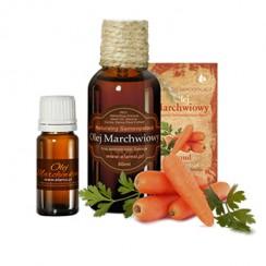 olej marchewkowy