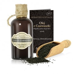 olej z czarnuszki egipskiej
