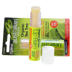 Pomadka Chapstick do Ust Australian Tea Tree z filtrem SPF15