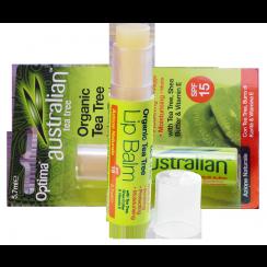 Pomadka Chapstick do Ust Australian Tea Tree z filtrem SPF15