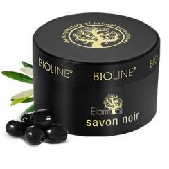 Czarne Mydło Savon Noir 200ml BIOLINE