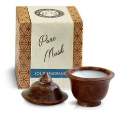 Perfumy w kremie PURE MUSK (Piżmo) - Song of India