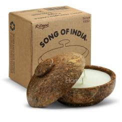 Świeca zapachowa JASMIN BLOSSOM w kamieniu - Song of India