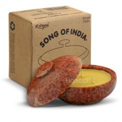 Świeca zapachowa PACZULA & AMBER w kamieniu - Song of India