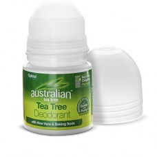 Dezodorant w kulce Australian Tea Tree & Aloe Vera 50ml