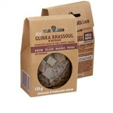 Glinka Rhassoul (Ghassoul) w płytkach z Maroka 125gr