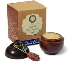 Perfumy NEROLI (Neroli Essence) w szkatułce z drzewa różanego Song of India 6g