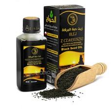 Olej z Czarnuszki Egipskiej Tłoczony na Zimno EL-HAWAG