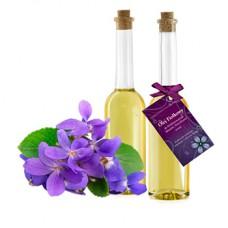 OLEJEK FIOŁKOWY - perfumy, masaż
