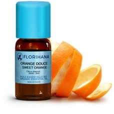 Olejek z Pomarańczy Słodkiej Citrus sinensis - FLORIHANA