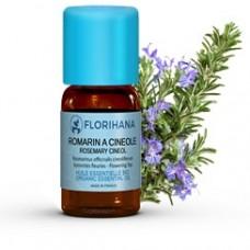 Olejek Rozmarynowy z kwiatostanów Rosmarinus Cineolifera - FLORIHANA