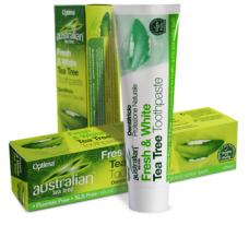 Wybielająca pasta do zębów Australian Tea Tree & Aloe Vera 100ml
