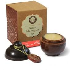 Perfumy OPIUM w szkatułce z drzewa różanego Song of India 6g