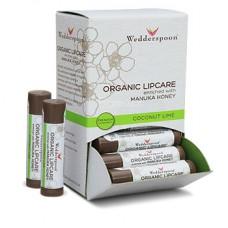 Pomadka Kokosowa z Miodem Manuka Organic WEDDERSPOON 4,5g