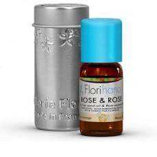 Organiczne serum Rose&Rose Rosa Damascena & Rosa Rubiginosa FLORIHANA 15g
