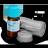 Olejek z imbiru z buteleczką i pojemnikiem aluminiowym