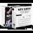wkładki przeciwpotne MYDRY opakowanie 20szt tył